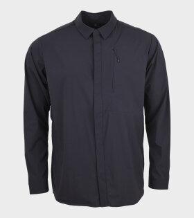 DWR Light Shirt Black