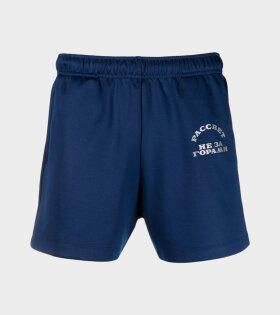 Nylon Shorts Navy