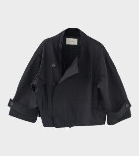 Water Resistant Jacket Black
