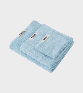 Hand Towel 50x80 Aqua