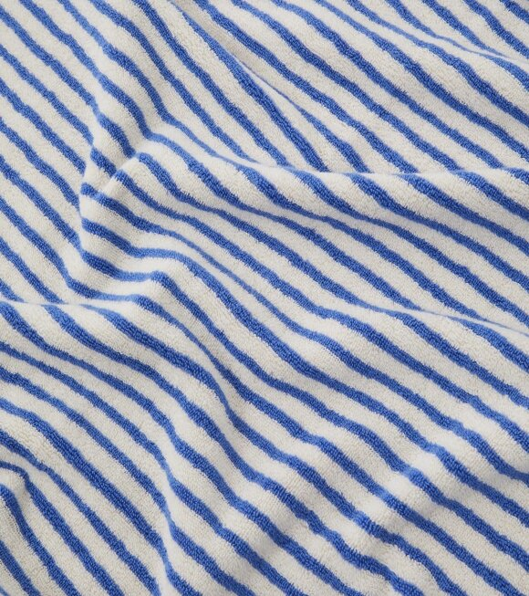 Tekla - Guest Towel 30x50 Coastal Stripes