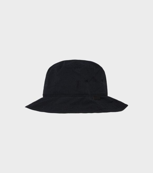 Snow Peak - Quick Dry Bucket Hat Black