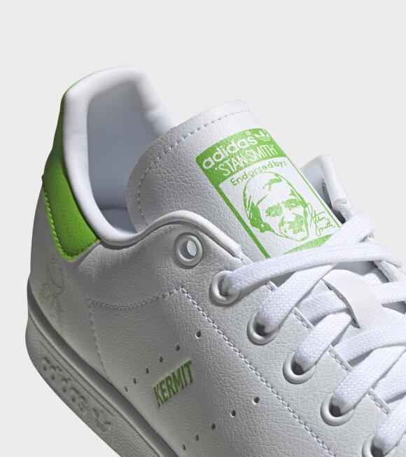 Adidas  - Stan Smith Kermit White/Green