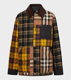 Burberry - Henham Jacket Birch Brown