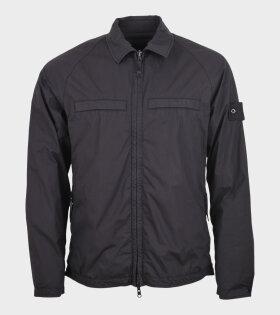 Reversible Nylon Ghost Jacket