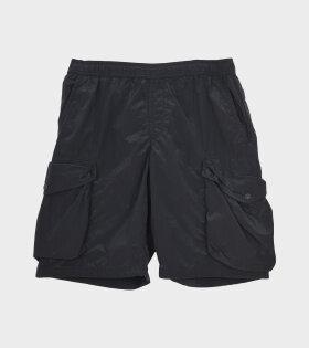 Pocket Swim Shorts Black