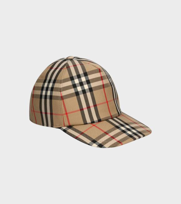 Burberry - Trucker Cap Beige