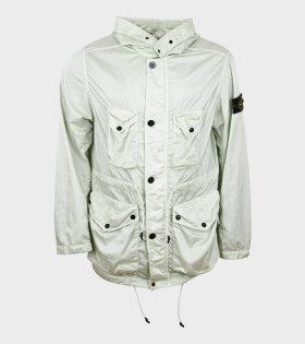 Nylon Raso-TC Jacket Green