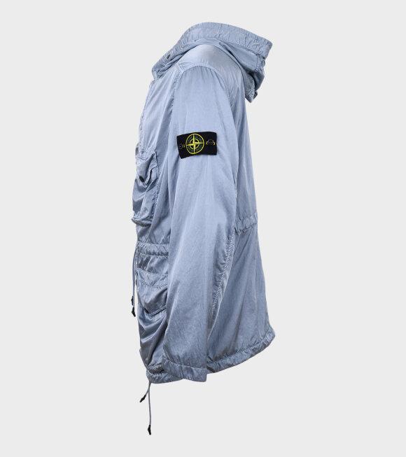 Stone Island - Nylon Raso-TC Jacket Blue