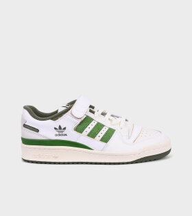 Forum 84 Low Off-white/Green
