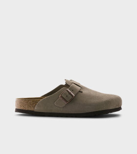 Boston Sandal Taupe Beige
