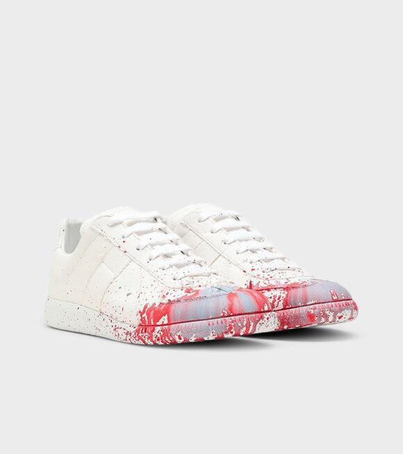 Maison Margiela - Replica Sneakers Paint Drop