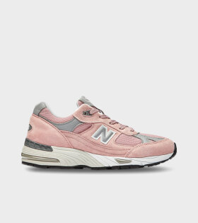 New Balance - W991PNK Pink