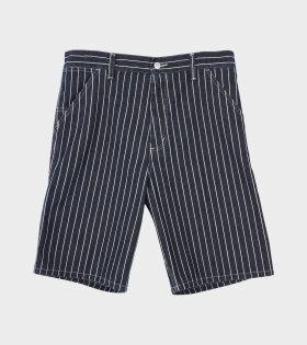 Carhartt WIP - Trade Single Knee Short Blue