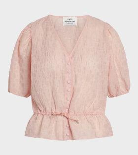 Brandi Blouse Light Pink