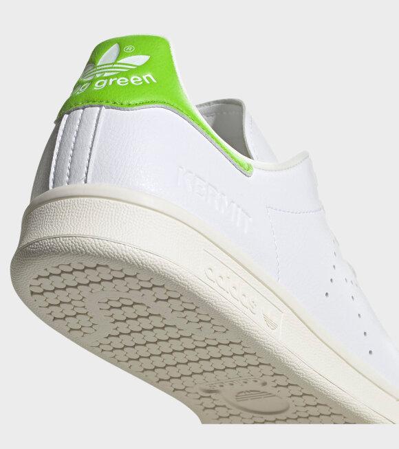 Adidas  - Stan Smith Kermit 2 White/Green