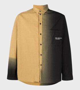 Henrik Vibskov - Dip Dye Shirt Bronze/Black