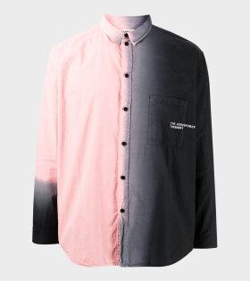 Henrik Vibskov - Dip Dye Shirt Pink/Black