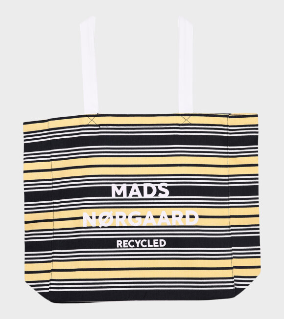 Mads Nørgaard  - Athene Recycled Boutique Black/Yellow/White
