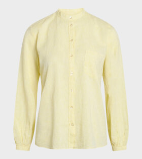 Mads Nørgaard  - Swaggy Shirt Pale Banana