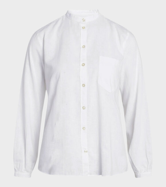 Mads Nørgaard  - Swaggy Shirt White