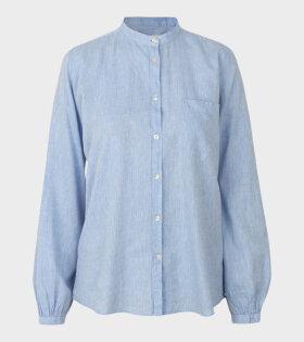 Mads Nørgaard  - Swaggy Shirt Light Blue