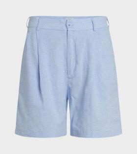 Mads Nørgaard  - Pianda Shorts Light Blue