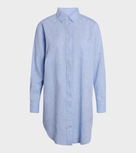 Mads Nørgaard  - Donja Dress Light Blue