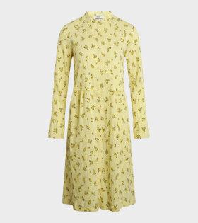 Mads Nørgaard  - Dupina Dress Sunny Flower