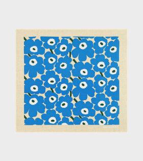 Marimekko - Astrilli Mini Unikko Scarf Blue