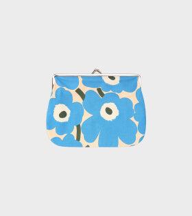 Marimekko - Puolikas Kukkaro Mini Bag Blue