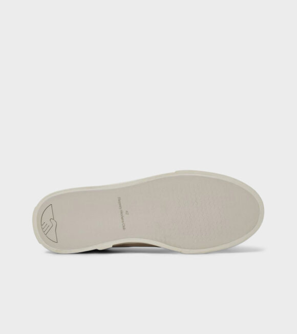 Stepney Workers Club - Dellow Canvas White