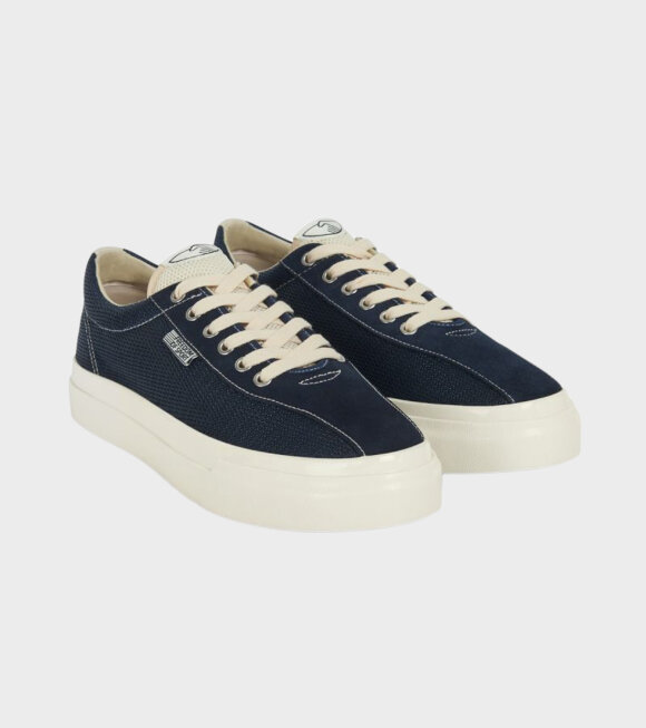 Stepney Workers Club - Dellow Track Mesh Navy