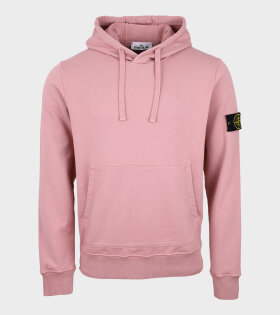 Patch Hoodie Pink