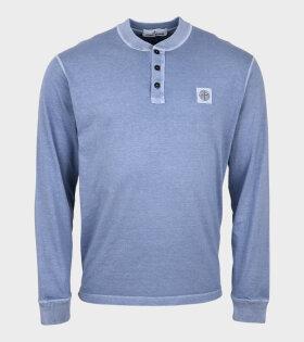 L/S T-Shirt Blue