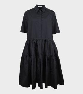 Primrose Dress Organic Cotton Black