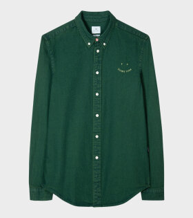 Paul Smith - PS Happy Shirt Green