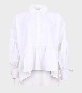 Andrea Shirt Organic Cotton White