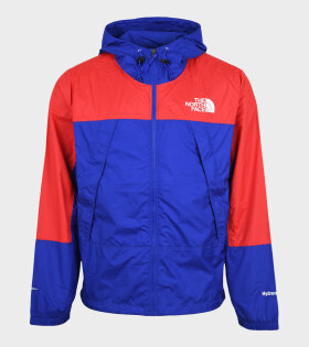 The North Face - M Hydren Wind Jacket Blue/Red