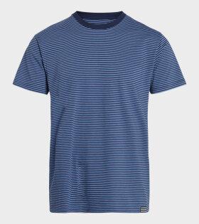 Mads Nørgaard  - Favorite Mini Thor T-shirt Medieval Blue/Riviera