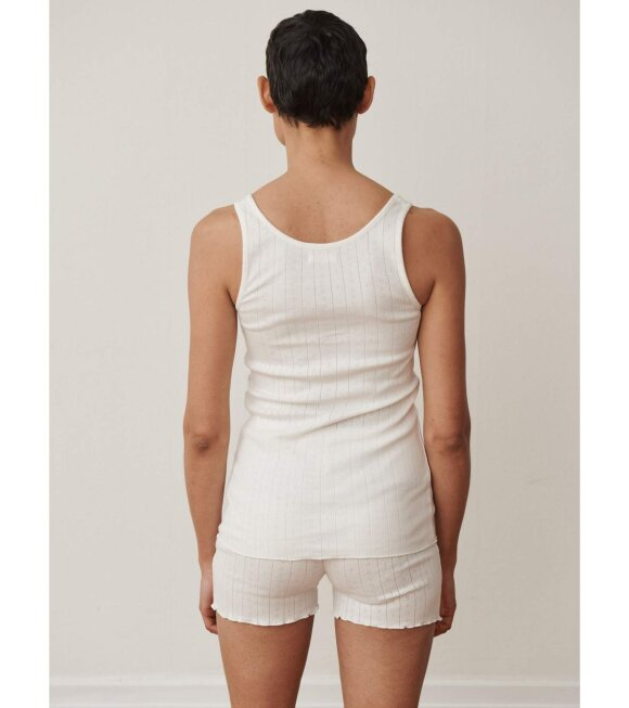 Skall Studio - Edie Shorts Off-White