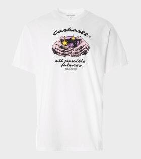 Carhartt WIP - Fortune T-shirt White