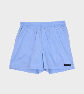 RÉSUMÉ - EllenRS Shorts Light Blue