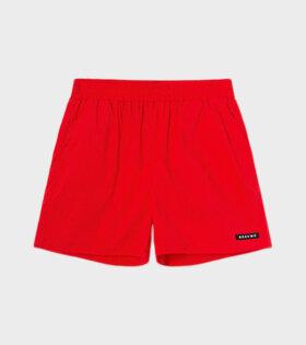 RÉSUMÉ - EllenRS Shorts Red
