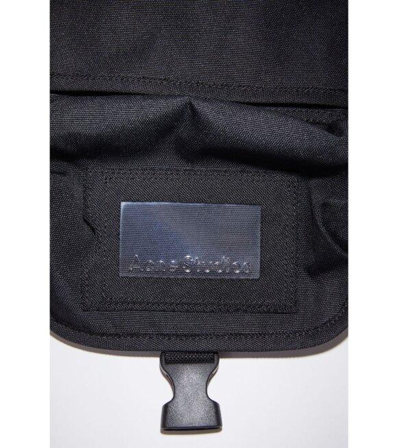 Acne Studios - Small Messenger Bag Black