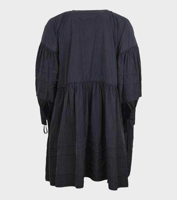Cecilie Bahnsen - Amalie Dress Recycled Faille Black