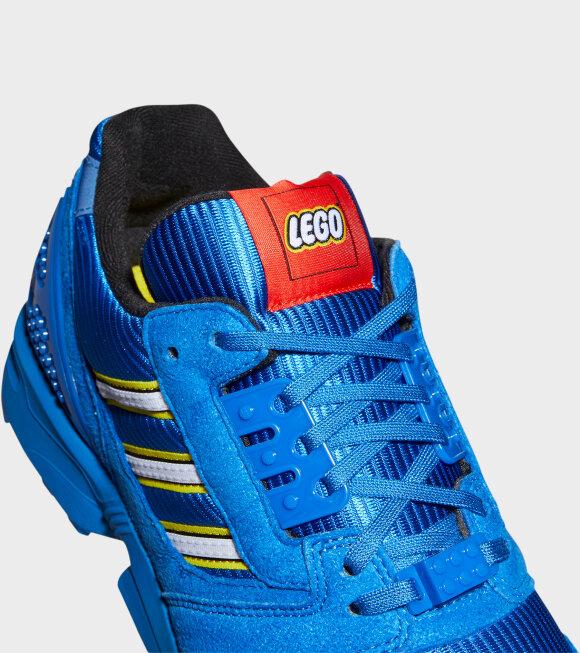 Adidas  - ZX 8000 Lego Blue