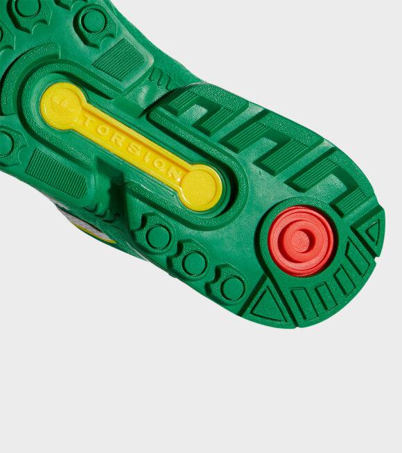 Adidas  - ZX 8000 Lego Green
