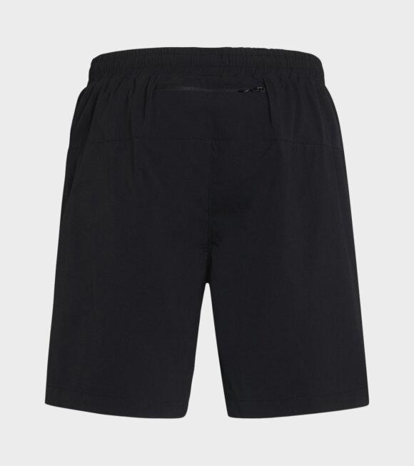 Mads Nørgaard  - Late Runner Shorts Black