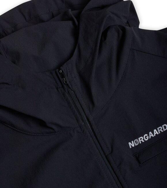 Mads Nørgaard  - Late Runner Jacket Black